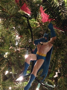 batman in tree
