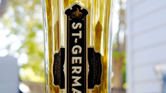 St. Germain bottle