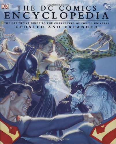 The DC Comic Encyclopedia