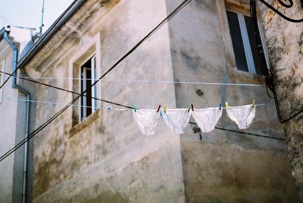 Photo of underwear on a line courtesy of Flickr