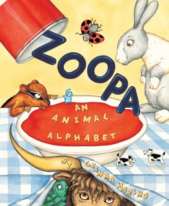 Zoopa: An Animal Alphabet by Gianna Marino