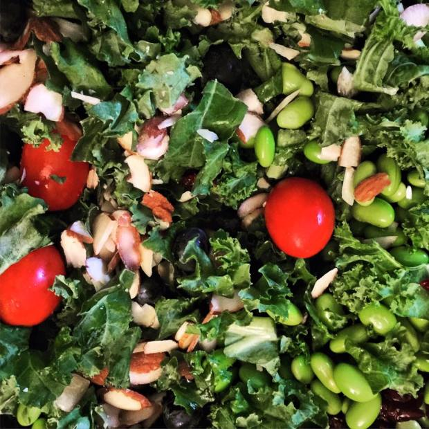 Superfood salads make the bad things go away.